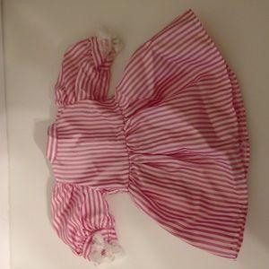 ❣️ AMERICAN GIRL❣️Samantha lacy pinafore set dress